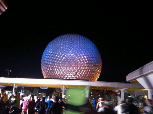 Spaceship Earth on the Run