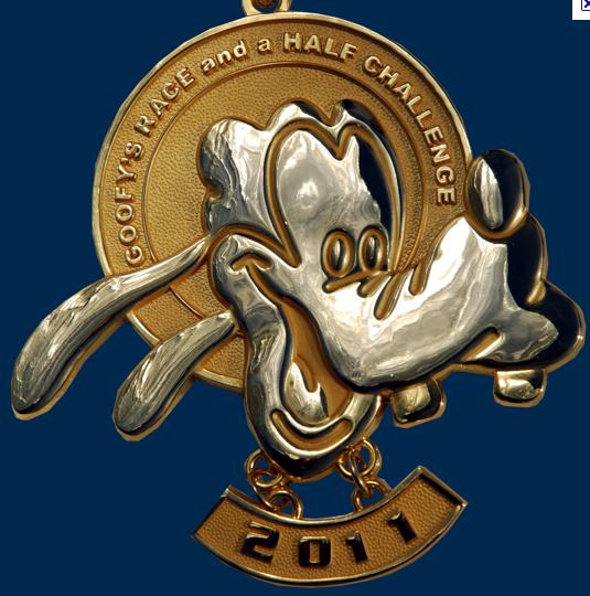 2012 Goofy Challenge Training Program (1/2)