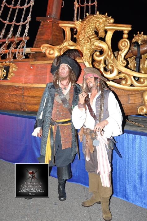 Captains Jack and Barbosa