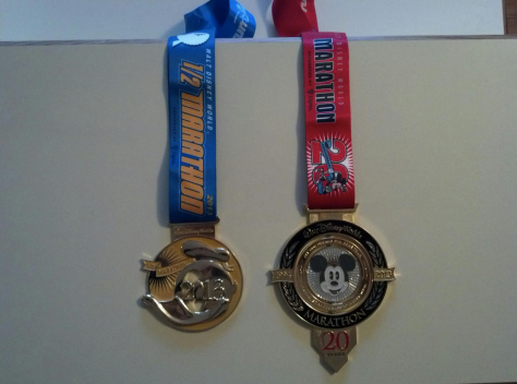 Two days and two medals!
