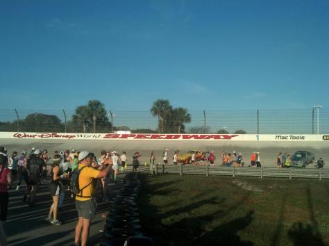 WDW Motor Speedway